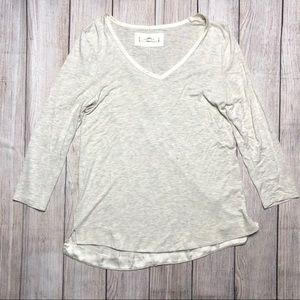 Pure + Good Anthropologie Long sleeve top